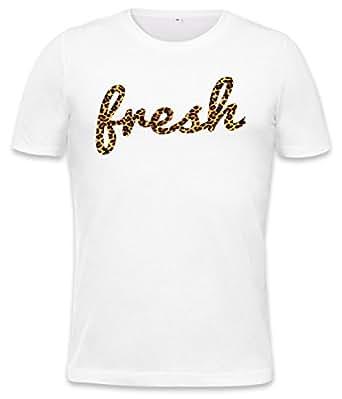 Fresh Leopard Dope Mens T-shirt XX-Large