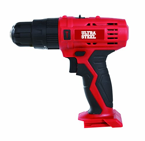Ultra Steel 18V Ni-Cd Lithium 3/8'' 2-Speed Cordless Impact Drill by Ultra Steel (Image #1)