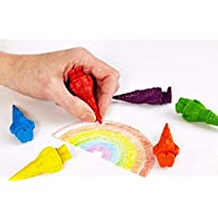 FCTRY Gnome Crayons (Set of 6)