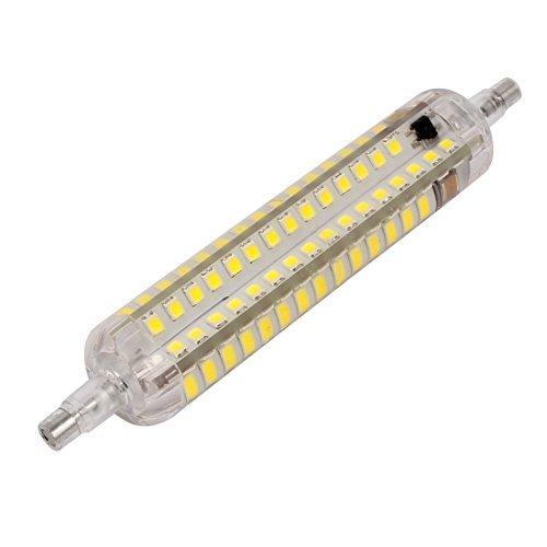 eDealMax CA 110V R7S 10W blanco puro 104 LED 2835 SMD de ahorro de energía de silicona bombilla del maíz - - Amazon.com