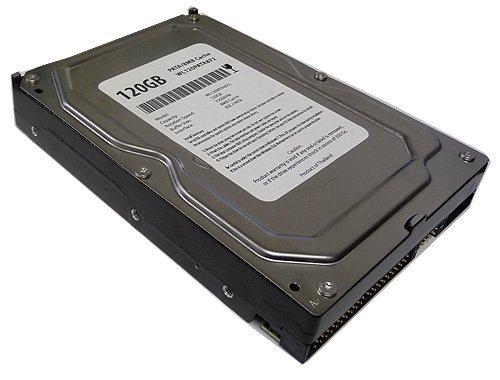 White Label 120GB 8MB Cache 7200RPM PATA/IDE 3.5