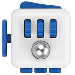 T-Tek Product Cube Relieves Stress And Anxiety for Children and Adults Anxiety Attention Toy