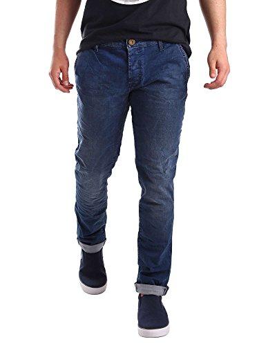 Gas 351312 Jeans Man Blue 30