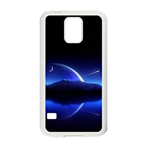 SYYCH Phone case Of Beautiful Night View Cover Case For Samsung Galaxy S5 i9600