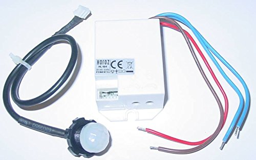 Uniproduct S120 - Sensor de movimiento mini (220-240V, 800 W, LED