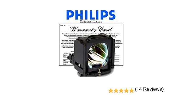 Philips Lighting Samsung HL-S6187W HLS6187W Lamp with Housing BP96 ...