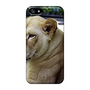New Arrival Case For Samsung Galaxy S3 i9300 Cover A Female White Lion