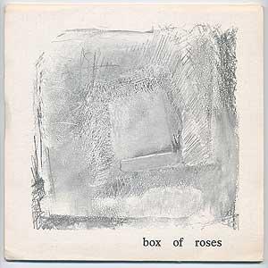 Box of Roses. Cover drawings by Natasha Mayers
