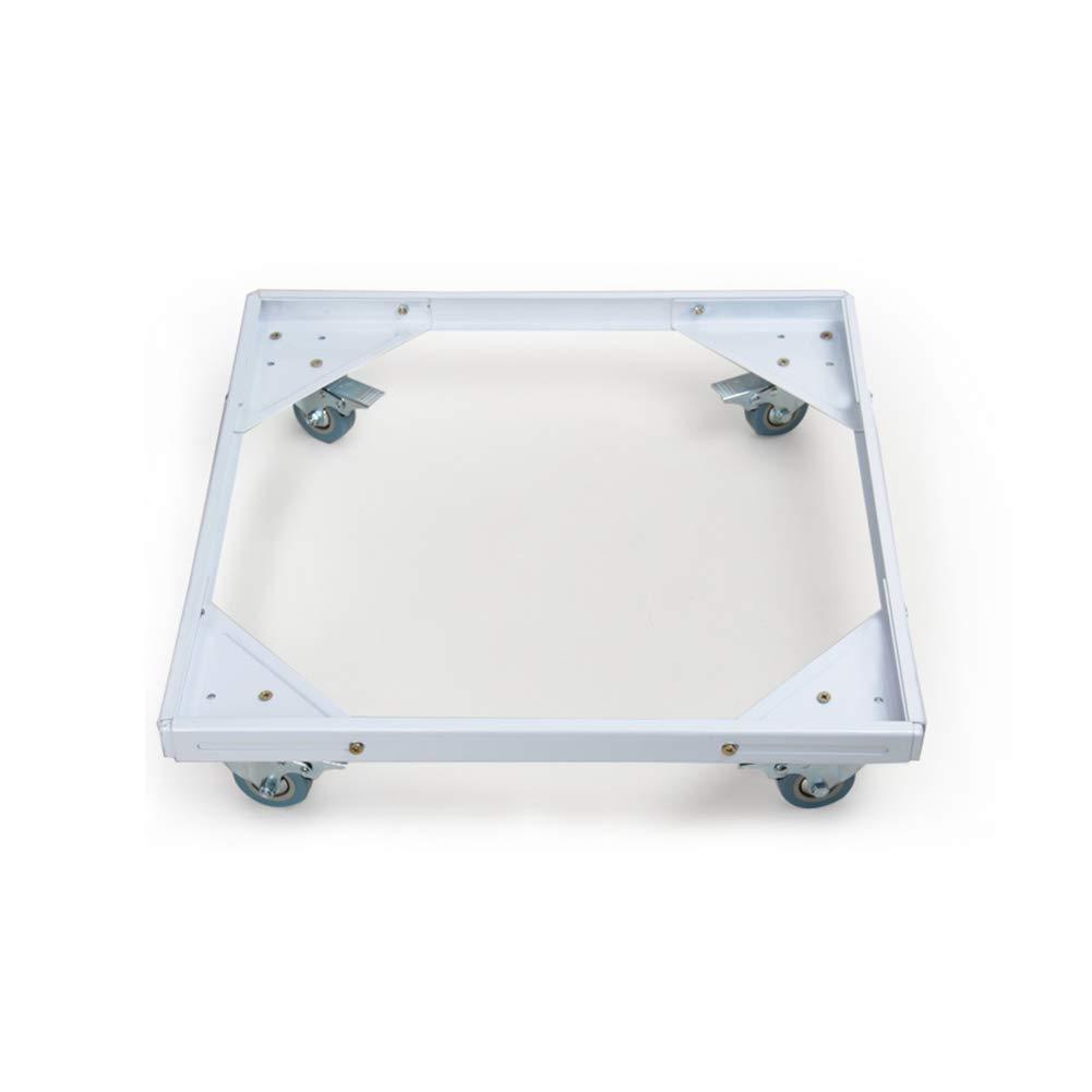 TLMYDD ユニバーサルドラム洗濯機ベースパッドハイブラケットブラケットモバイルユニバーサルホイール 電化製品の基盤   B07QGP2KF1