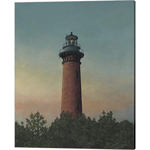 - Metaverse David Knowlton 'Currituck Beach Lighthouse' Canvas Art