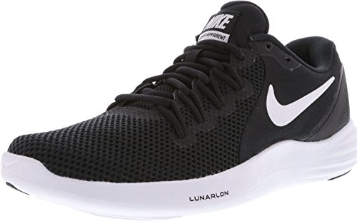 Zapatillas de running Nike para hombre Lunar Black / White-Cool Grey 8