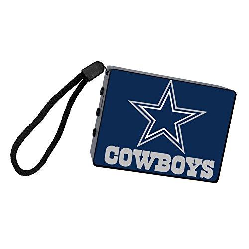 Cowboys Mini Portable Bluetooth Speakers/Voice Box/Bluetooth Stereo/HiFi Sound. - Dallas