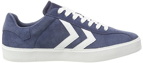 Mixte Adulte Suede Indigo Bleu Sneakers Diamant Vintage Basses hummel Zq1zaBz
