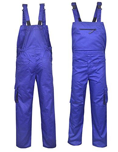 Norman Reale Resistente Blu Monouso Rubinetto Tuta Lavoro Da Pantaloni Tasche Bretelle E Dungaress r5xBnqW4Z5