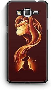 coque samsung galaxy grand prime le roi lion