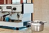 Espresso Knock Box Stainless Steel,Coffee Knock Box