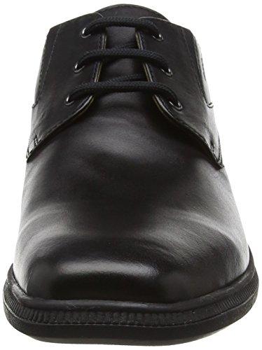 GeoxJr Federico M - Zapatos para niños Negro