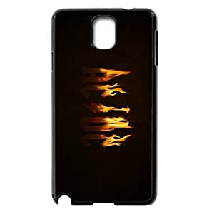 acdc Hard back cover case fit Samsung Galaxy NOTE3 N9000 Case Cover ATR008043