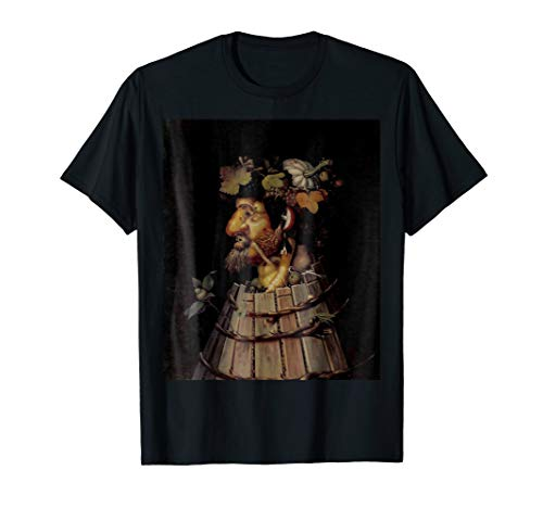 Giuseppe Arcimboldo Autumn Tee Shirt (Giuseppe Arcimboldo Autumn)