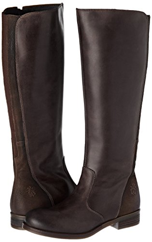Donna dk Equitazione London Fly chocolate Stivali Brown Marrone Axil078fly Da IXqR7