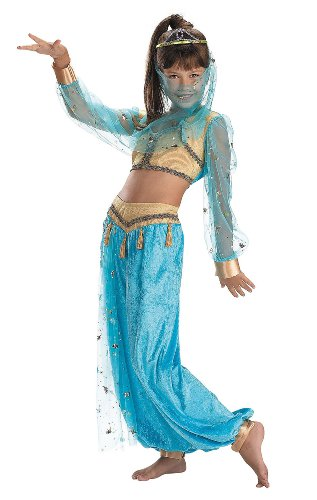 Big Girls' Mystical Genie Costume Large (Genie Costumes For Kids)