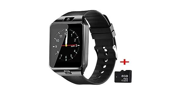 Fentorn DZ09 Relogio - Reloj Inteligente con Bluetooth, para ...