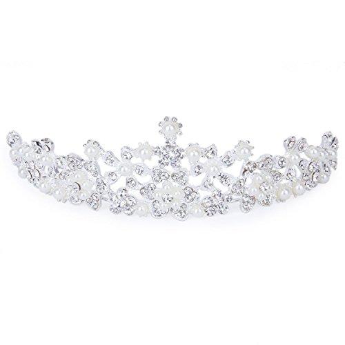Elegant Crystal Rhinestone Headband Wedding