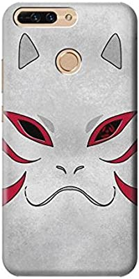 Amazon.com: R3059 Ninja Black Ops Fox Mask Case Cover For ...