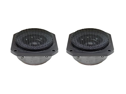 Yamaha NS10M Factory Speaker Tweeter JA0518A, XC712AA0 (Pair) ()