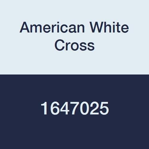 Image of American White Cross Blue Metal Detectable Adhesive Strips, Sterile, Lightweight 1-3 per 4' x 3' Bulk, 1 per Pack, 1400 Pack per Case (Pack of 1400)