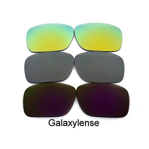 71436c8d17 85% OFF Galaxylense Lentes de reemplazo para Oakley Holbrook Polarizados  para hombre o mujer