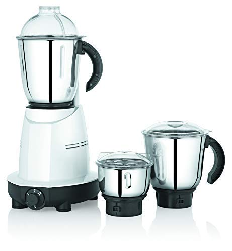 (Premier Super G 3 Jar Kitchen Machine Mixer Grinder 110 Volts/Premier Mixie/Premier Mixer/Premier Blender)