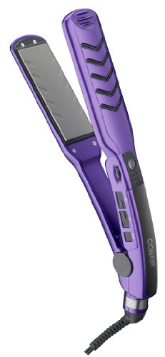 Conair Tourmaline Ceramic Wet/Dry Flat Iron; 1 1/2-inch