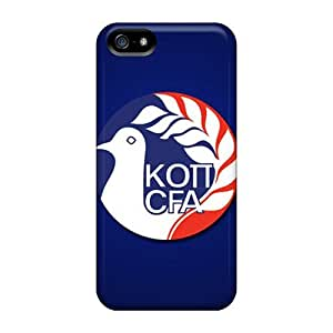 Iphone Cases - Cases Protective For Iphone 5/5s- Cyprus Football Logo