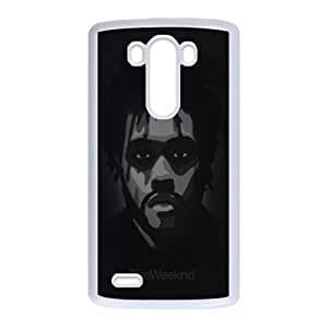 The Weeknd XO LG G3 Cell Phone Case White S4755079