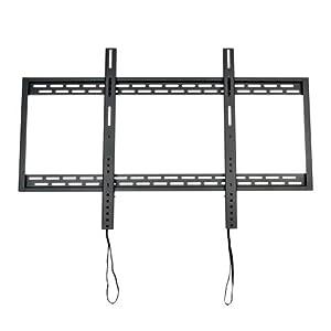 "Tripp Lite Fixed Wall Mount for 60"" to 100"" TVs, Monitors, Flat Screens, LED, Plasma or LCD Displays (DWF60100XX)"