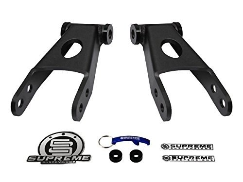 Supreme Suspensions - Newer Body Style Ford F150 2