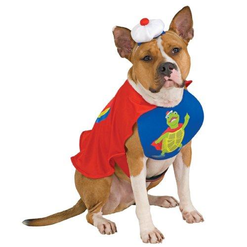 Pets Wonder Tuck Costume Pet Turtle (Wonder Pets Turtle Tuck Pet Costume - X-Large - Pet)