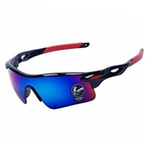 (Color: #05) Cycling Bicycle Bike Sports Eyewear Sunglasses Riding Glasses Colors