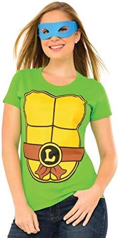 Amazon.com: Camiseta para disfraz Rubies de Las Tortugas ...