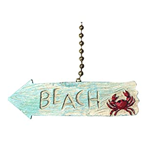 41nEIiuPV4L._SS300_ 75+ Coastal & Beach Ceiling Fan Pull Chain Ornaments For 2020