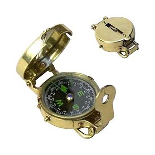 Military Compass Outdoor Camping Gear by NAUTICALMART INC