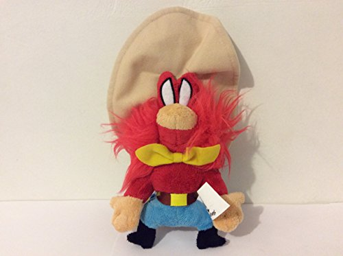 Six Flags Magic Mountain Looney Tunes Yosemite Sam Mini plush ()