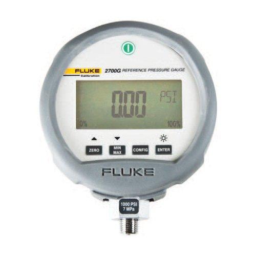 (Fluke Calibration 2700G-BG2M Reference Pressure Gauge, -12 to 300 psi (-80 kPa to 2 MPa))