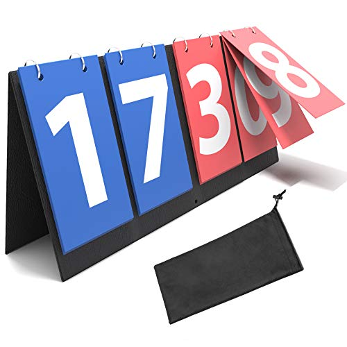 Synergee Flipper Scoreboard Portable