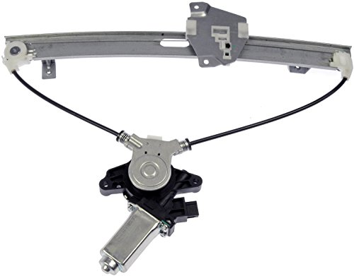 Dorman 748-584 Rear Driver Side Power Window Regulator and Motor Assembly for Select Mitsubishi - Mitsubishi Driver Galant