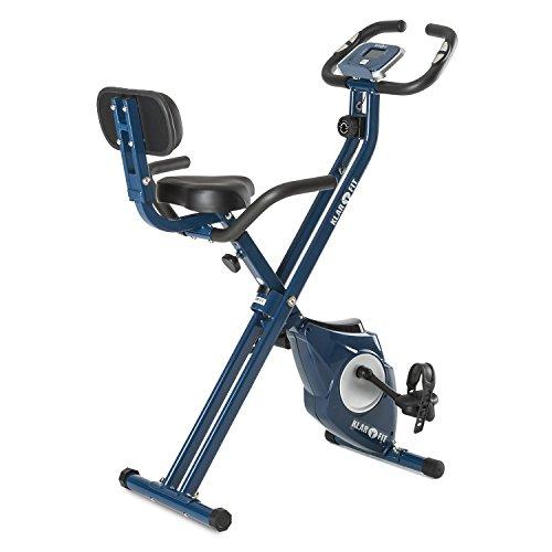 🥇 Klar FIT Klarfit Azura [CF/Pro] X-Bike – Bicicleta Fija