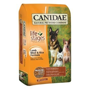 Canidae Life Stages Lamb Meal & Rice Dog Food 5 lbs.