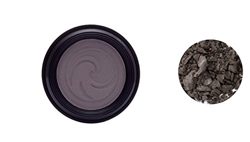 Gabriel Cosmetics Eyeshadow (Charcoal), 0.07 oz,Natural, Paraben Free, Vegan,Gluten free,Cruelty free,No GMO,Velvety and Smooth matte finish, with Sea Fennel,for all skin types.