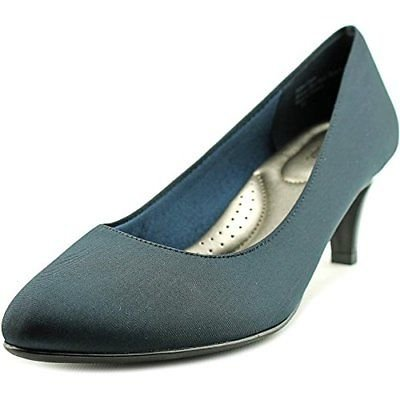 Abella New Womens Sahara Navy Pumps Size 8.5 (AA,N)
